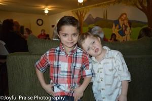 Rj and Gavin